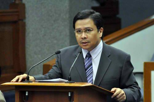 Sen. Jinggoy Estrada (Facebook photo)