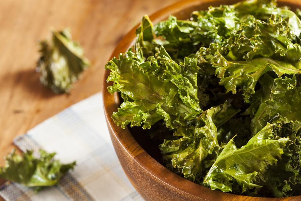 Power leaf: Kale. Photo by Brent Hofacker / ShutterStock