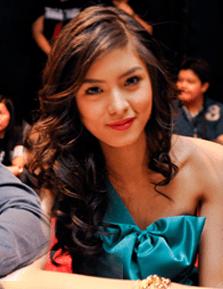 Kim Chiu cleared that she and Xian Lim are not yet a couple. Wikipedia photo