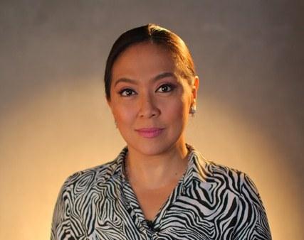 MY PUHUNAN anchor Karen Davila