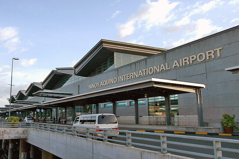Ninoy Aquino International Airport. Wikipedia photo