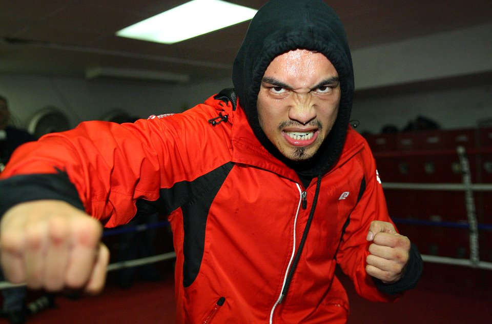 "Nonito ""The Filipino Flash"" Donaire. Photo by Chris Farina / Donaire's official Facebook page"