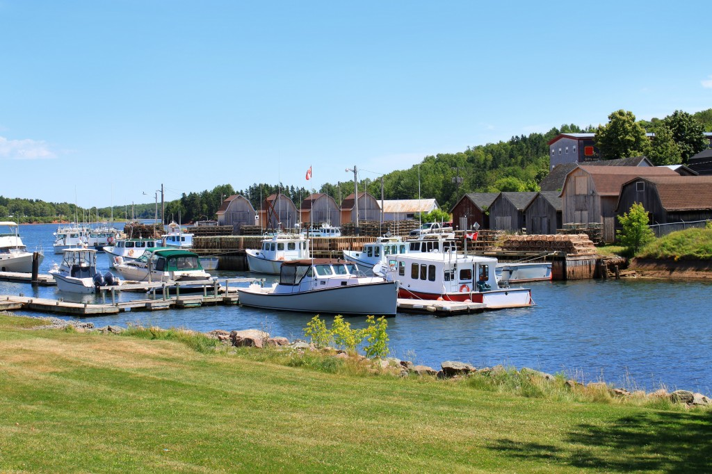Prince Edward Island always looks postcard perfect. (GVictoria / ShutterStock)