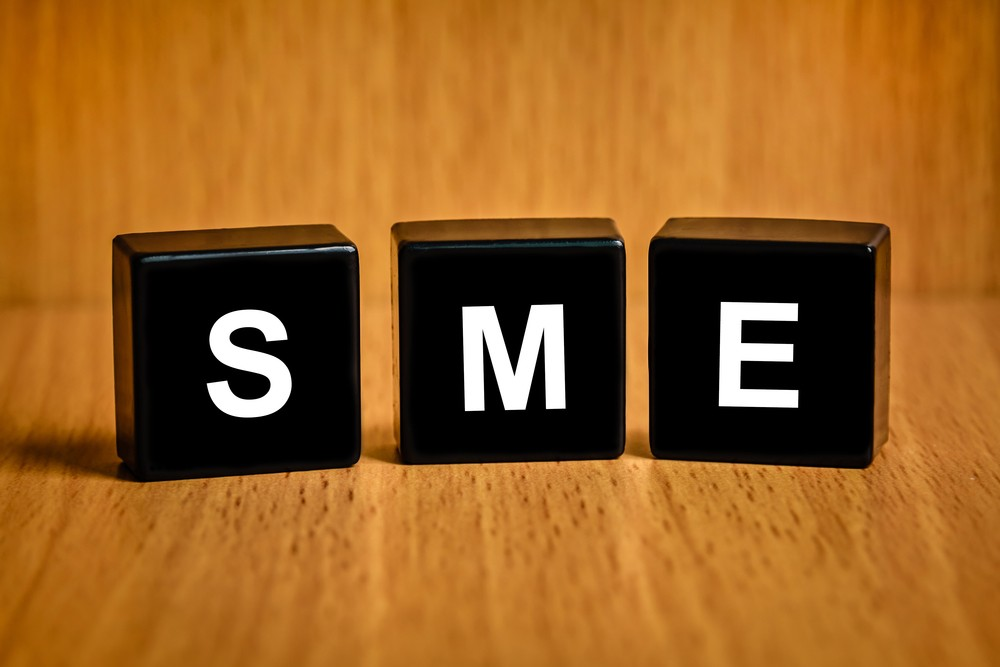 Small and Medium Enterprises (SME). ShutterStock image