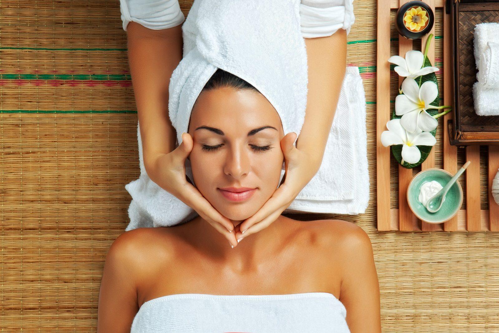 Quality me time at the spa. (ShutterStock)