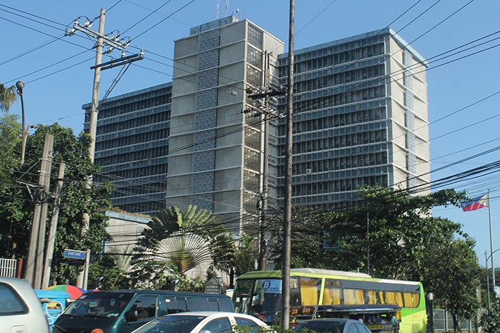 The SSS Building in Quezon City. (Wikipedia photo)