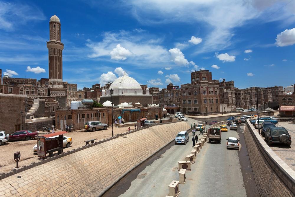 Sanaa, Yemen. Sunsinger / Shutterstock