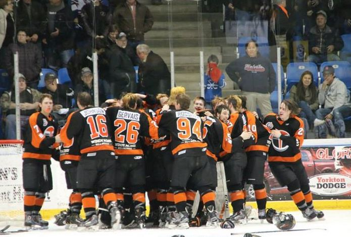 Yorkton Terriers. Photo by Peter Baran / Terriers Facebook page