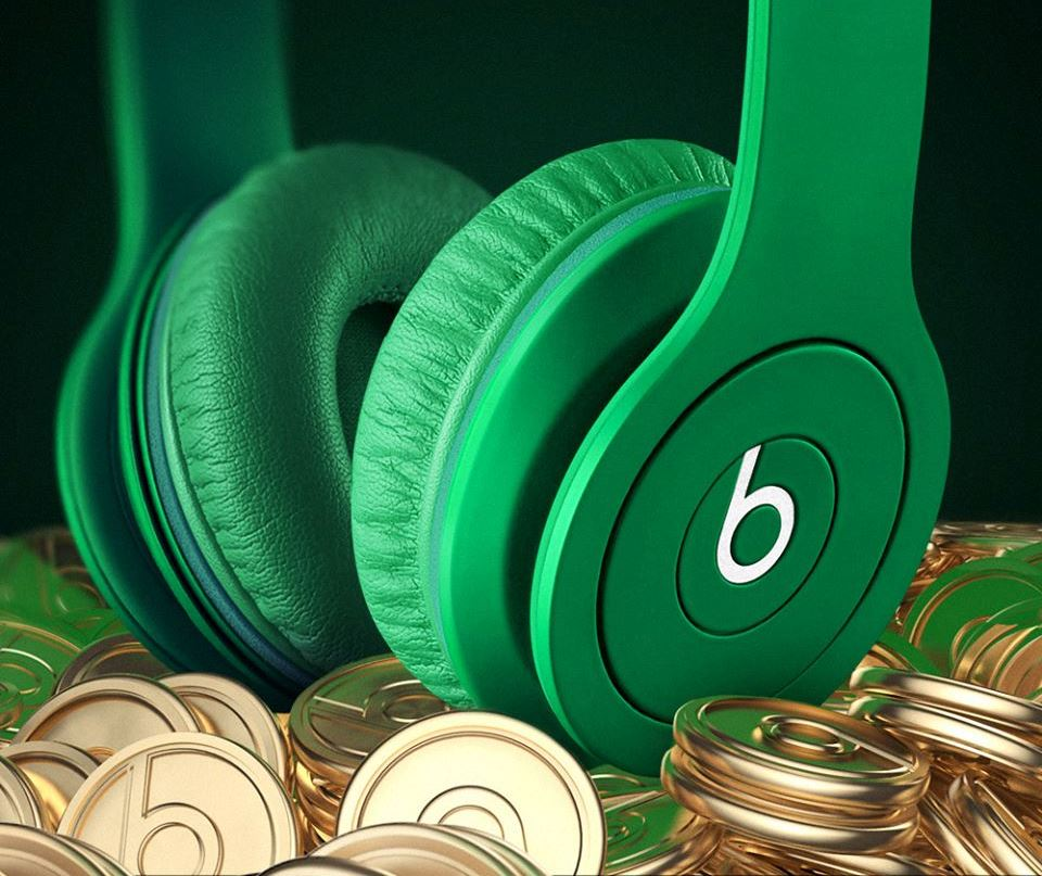 Beats by Dr. Dre is just one of the products from Beats Electronics. Photo courtesy of Beats by Dre Facebook page,