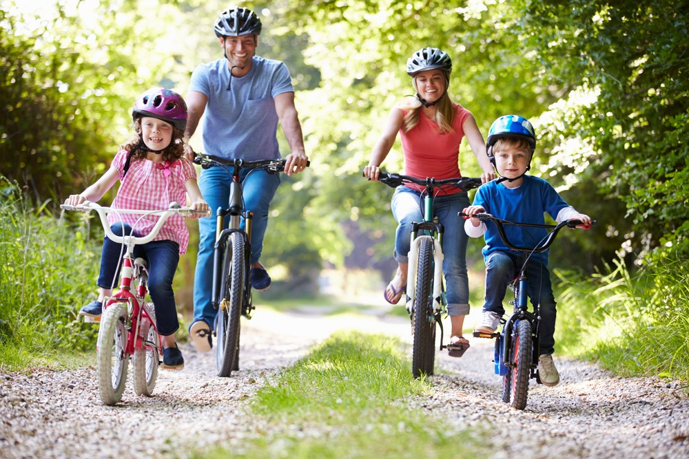 ANNUAL BC BIKE TOUR: Perfect for the whole family. (ShutterStock image)