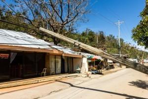 'Yolanda' / 'Haiyan' file photo. Richard Whitcombe / Shutterstock