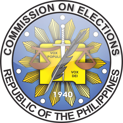 Commission on Election (Comelec) logo