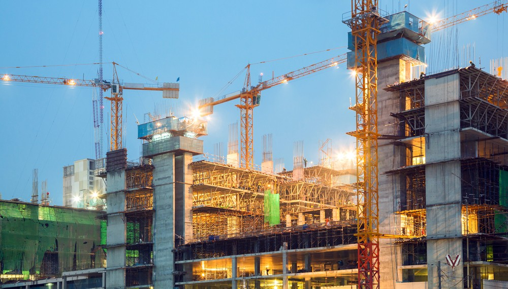 Although the number of construction projects increased, its value fell by 6.5 percent to PHP72 billion in the past quarter from PHP77 billion in Q3 2016.   (ShutterStock image)