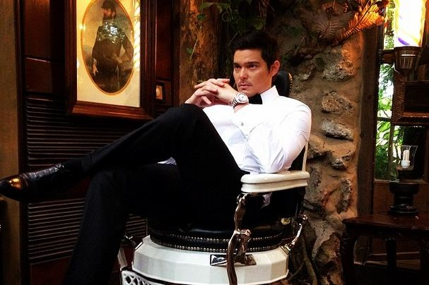Dingdong Dantes considers working with Antoinette Taus ...