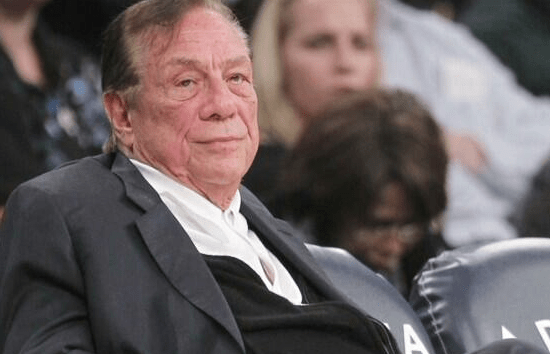 Donald Sterling. TWITTER PHOTO