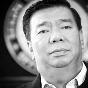 Senate President Franklin Drilon
