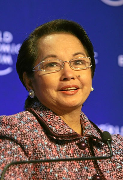 Former President and now Pampanga Representative Gloria Macapagal-Arroyo (Wikipedia photo)