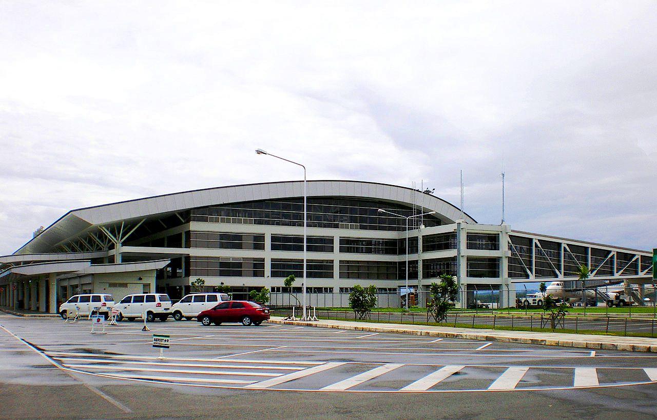 FILE: Iloilo International Airport. Wikipedia photo