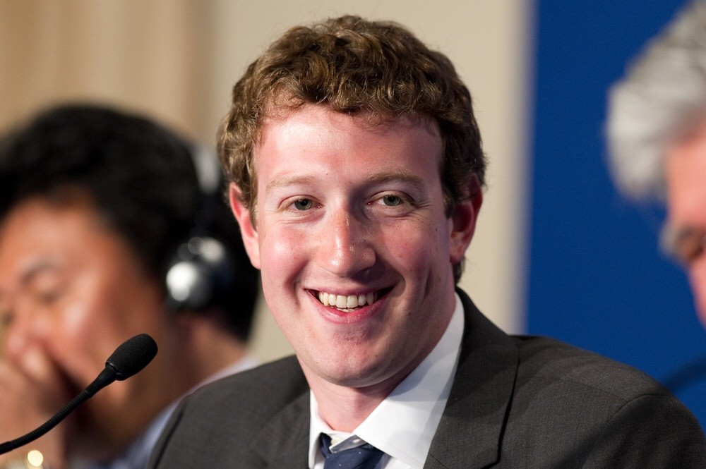 Facebook founder Mark Zuckerberg. Frederic Legrand / Shutterstock