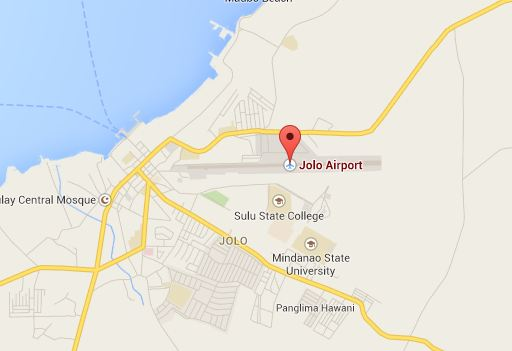 jolo airport