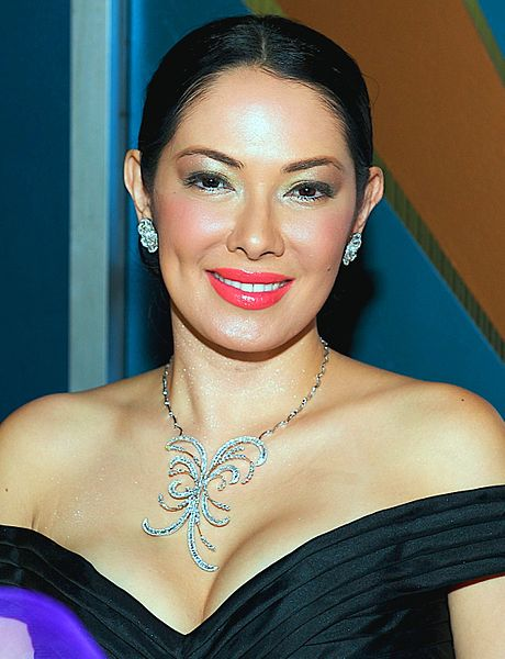 Ruffa Gutierrez. Wikipedia photo