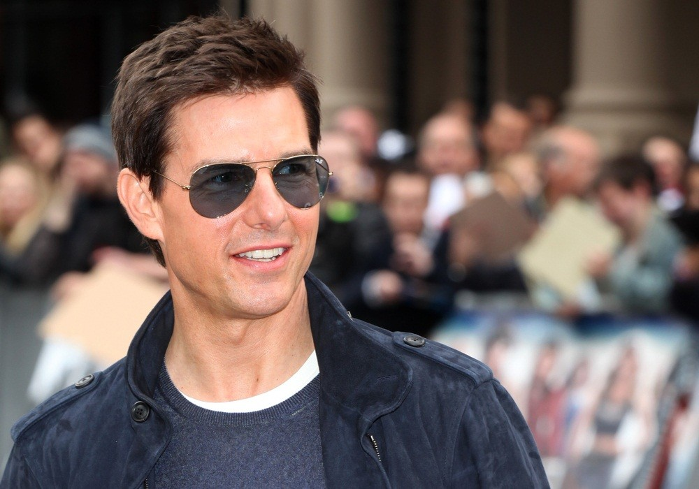 Hollywood actor Tom Cruise. Featureflash / Shutterstock