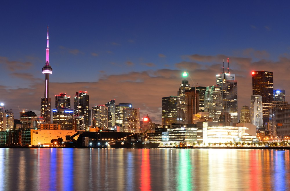 Toronto cityscape. ShutterStock image