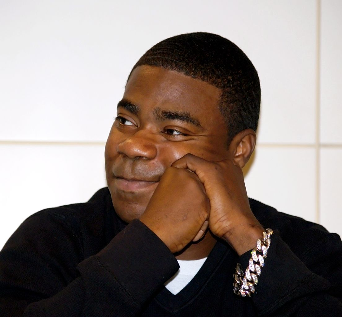 Tracy Morgan. Photo by David Shankbone / Wikimedia Commons.