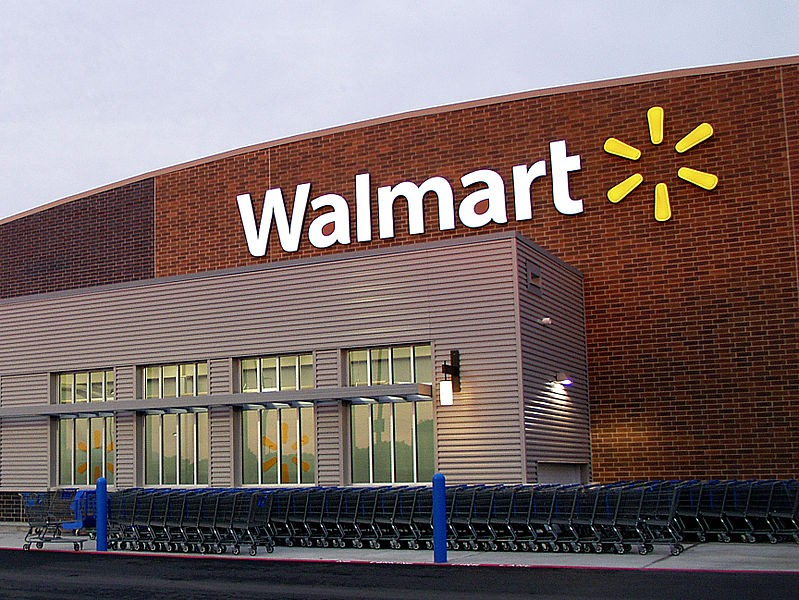 Photo from Walmart Corporate / Wikimedia Commons