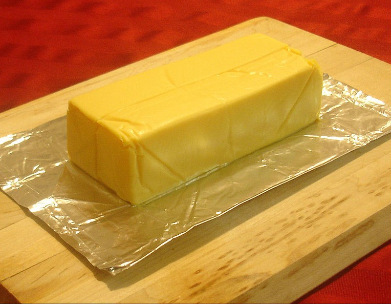 Velveeta cheese. Photo by PeRshGo / Wikimedia Commons.