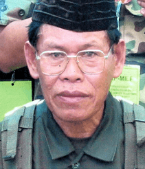 Ameril Umbra Kato, founder of the Bansamoro Islamic Freedom Fighters  (Wikipedia)