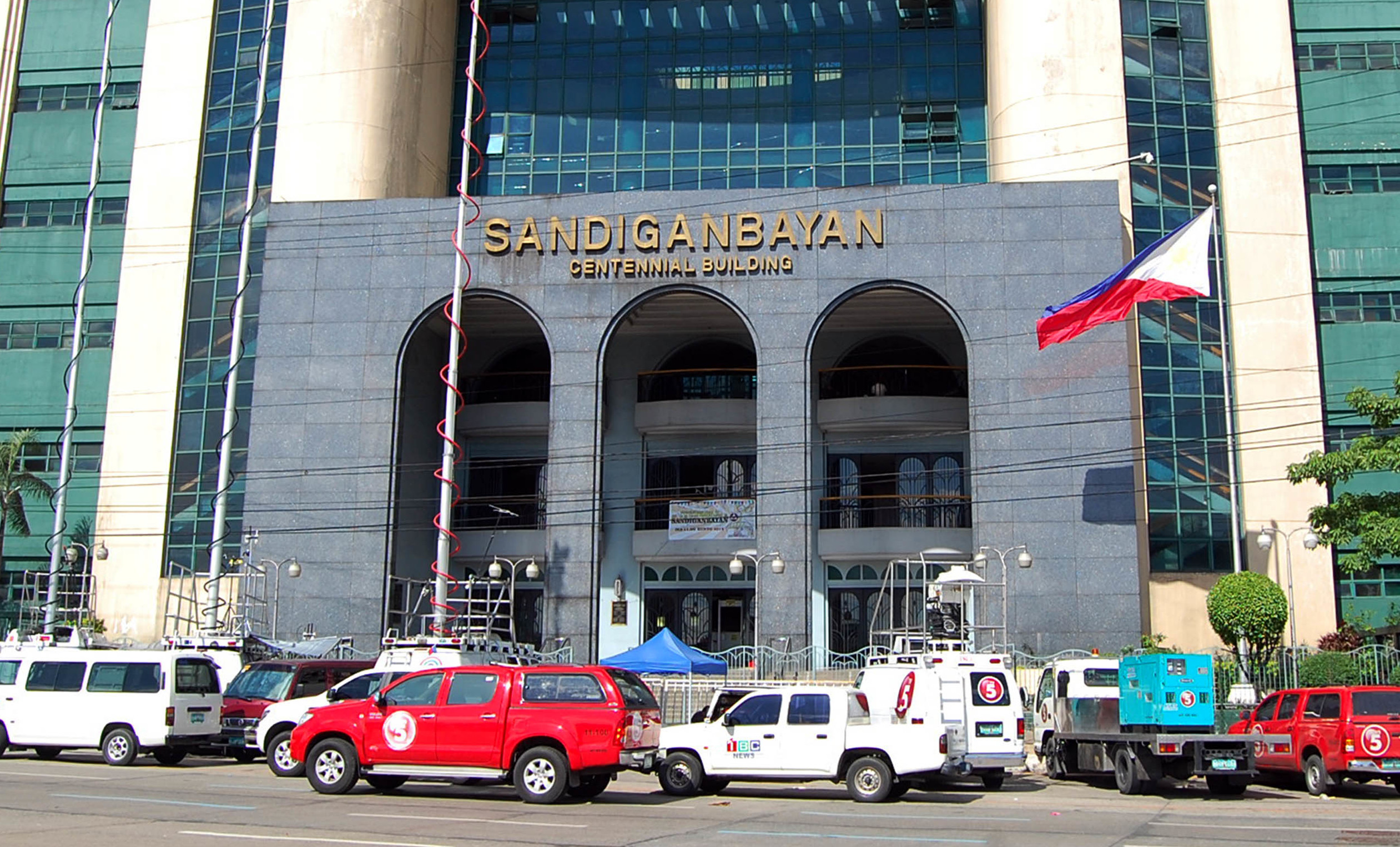 Sandiganbayan orders 90-day suspension of Zambales exec over graft raps (PNA photos by Gil S. Calinga)