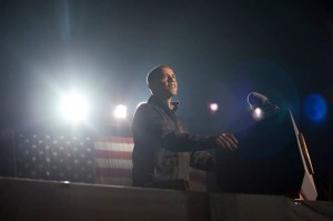US President Barack Obama. Photo courtesy of Obama's official Facebook page.