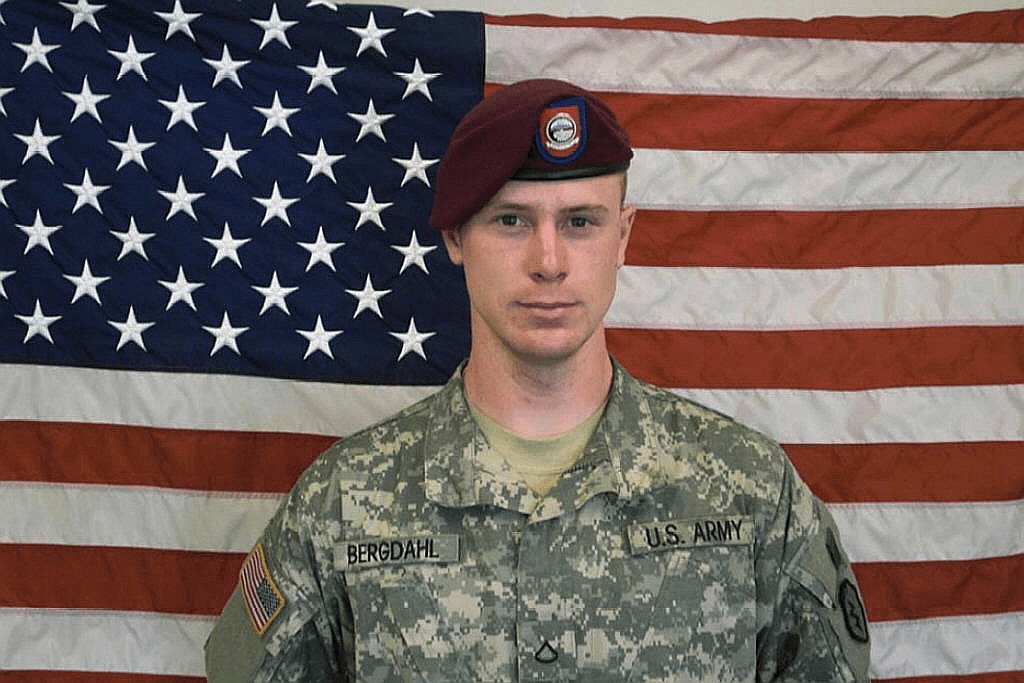 Sgt. Bowe Bergdahl. Wikipedia photo