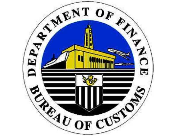 Bureau of Customs logo