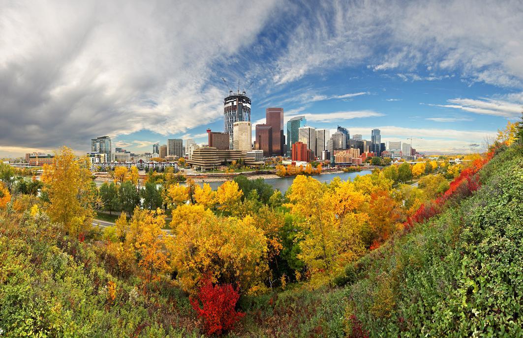 Calgary (Grant / ShutterStock)