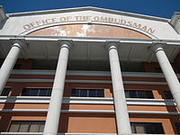 Office of the Ombudsman / Wikipedia Photo