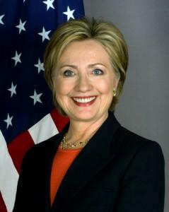 Hillary Clinton / Wikipedia Photo
