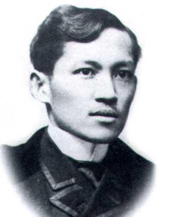 FILE: Dr. Jose P. Rizal (Wikipedia photo)
