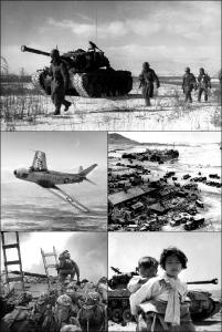 Korean War / Wikipedia Photo