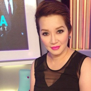 Photo courtesy of Kris Aquino's official Facebook fan page