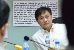 MMDA Chairman Atty. Francis Tolentino. Photo courtesy of MMDA's official Facebook page.