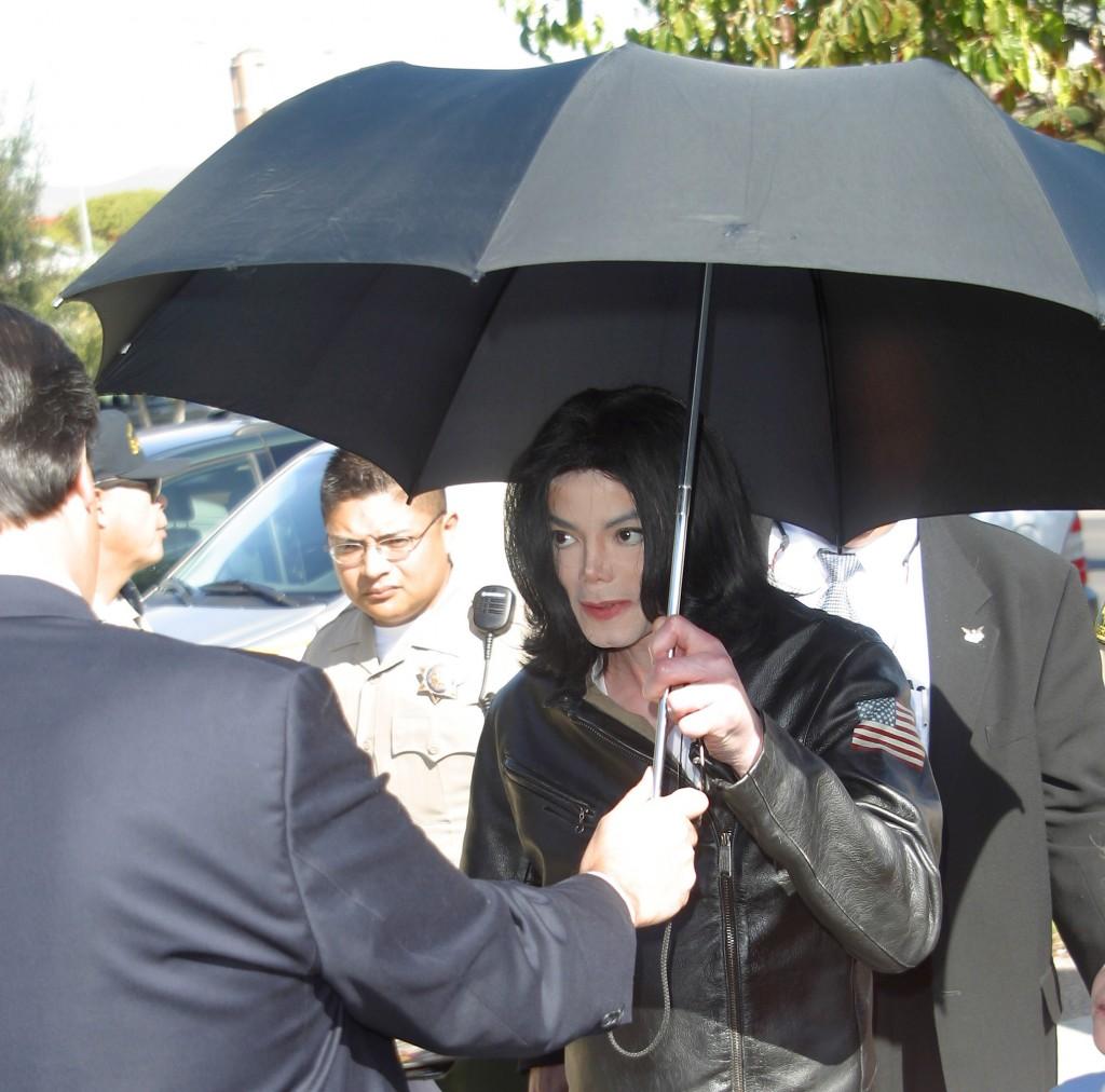 'King of Pop' Michael Jackson in 2002. Joe Seer/ ShutterStock