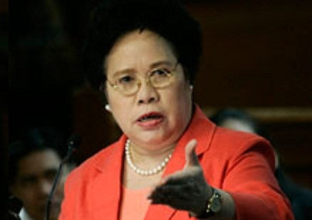 Miriam Defensor-Santiago / Wikipedia Photo