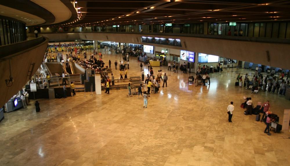 NAIA Terminal 1. Photo by John P. Solis / Wikipedia