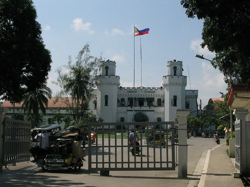 New Bilibid Prison. Monzonda / Wikipedia photo