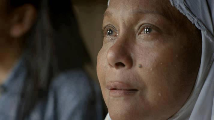 Nora Aunor in movie 'Thy Womb'