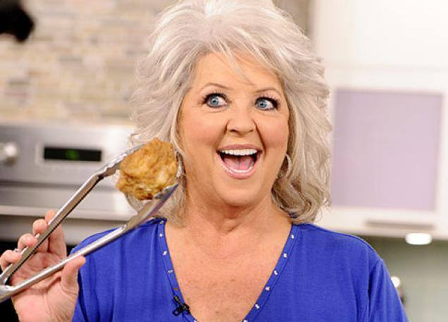 Culinary legend Paula Deen. Photo courtesy of Paula Deen Facebook fan page.