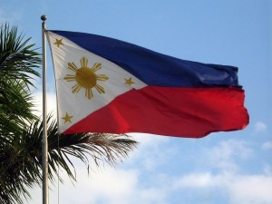 The Philippine Flag / Wikipedia Photo