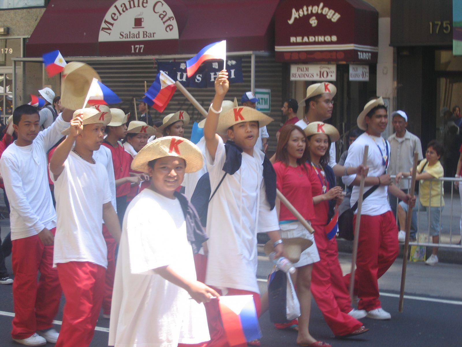 Pinoy Pride Day. Wikipedia photo